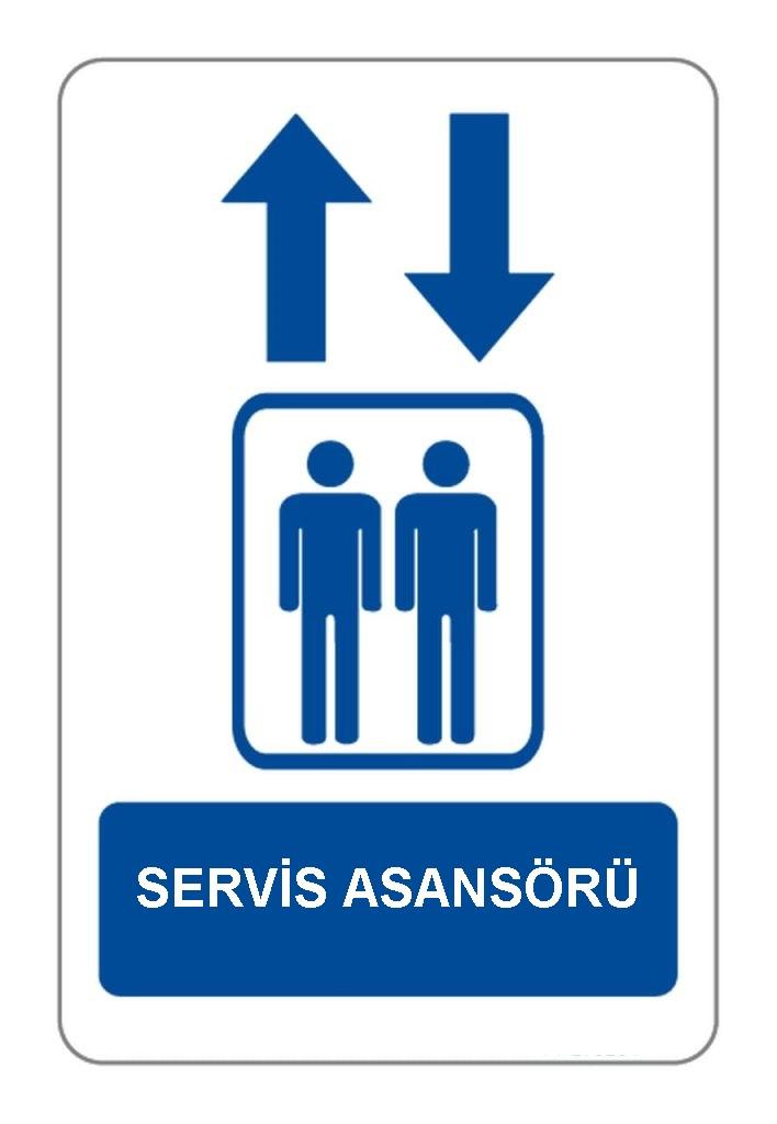 Asansör Etiketleri